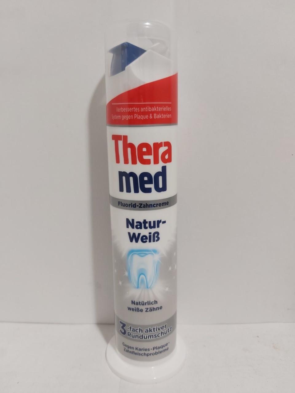 Отбеливающая зубная паста Theramed , 100мл