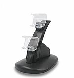 Подставка-зарядка для джойстиков PS4 Slim Pro на 2 джойстика, фото 4
