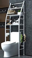 Полку підлогова для туалету Wellamart TM-020 металева