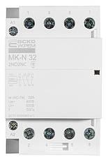 Модульний контактор MK-N 4P 63A 2NO+2NC 220V, фото 2
