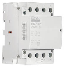 Модульний контактор MK-N 4P 63A 2NO+2NC 220V, фото 3