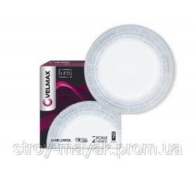 Смарт светильник светодиодный VELMAX V-CL-SUNFLOWER 70W, 500*80.5мм, 3000K-6500K, 4900LM пульт