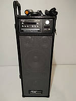Портативная колонка на акумуляторе MSS-500 БЕЗ Радиомикрофона