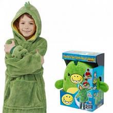 Толстовка детская мягкая игрушка Huggle Pets