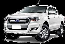 Защита двигателя на Ford Ranger (с 2019 --)