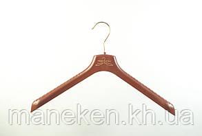 """Вешалка для одежды TREMVERY """"ВОП-38/5"""" коричневая (20517) S2color(G), фото 2"""