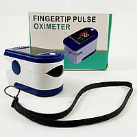Пульсоксиметр Fingertip Pulse Oximeter LK87, фото 1