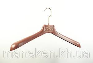 """Вешалка для одежды TREMVERY """"ВОП-47/6"""" коричневая (20517) S2color(G), фото 2"""
