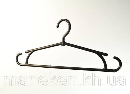 """Вешалка для одежды TREMVERY """"Зима"""" черная P2black, фото 2"""