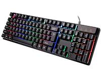 Профессиональная игровая клавиатура с подсветкой клавиш LANDSLIDES KR-6300