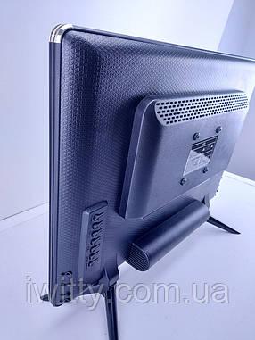 "Телевизор Ergo 15"" HD Ready/DVB-T2/USB (1366x768), фото 2"