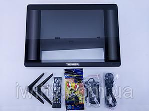 "Телевизор Toshiba 15"" HD-Ready/DVB-T2/USB, фото 2"