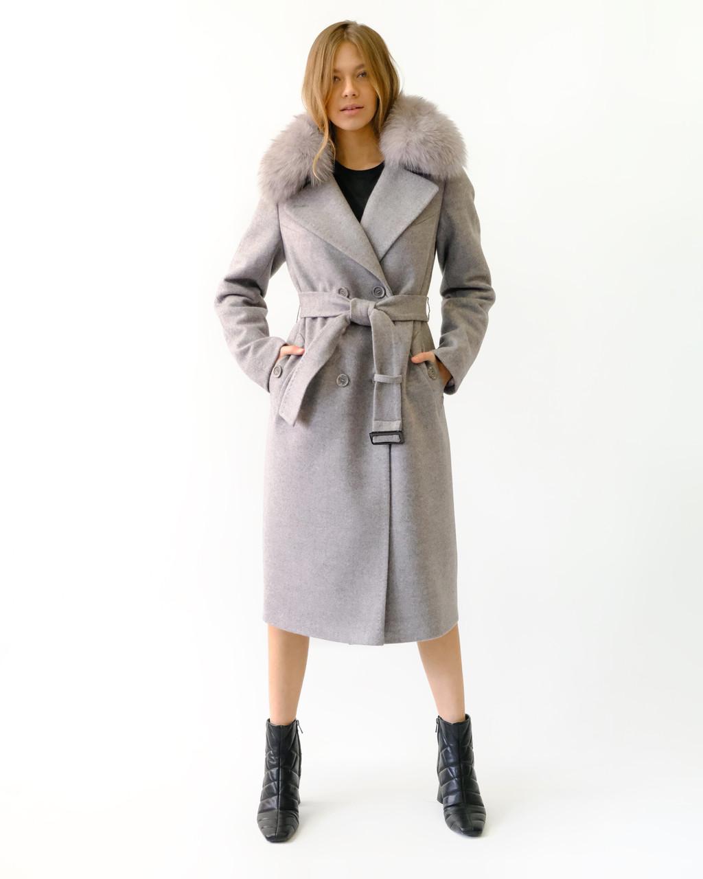 Класичне пальто зимове