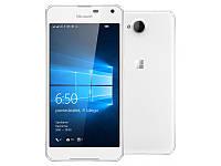 Microsoft Lumia 650 Dual SIM LTE 16 GB RM-1154 WHITE LIGHT SILVER, фото 1