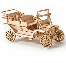 Деревянный конструктор DIY - JM01 Автомобиль