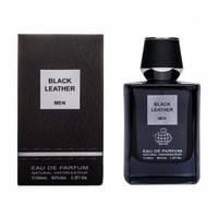 Мужская парфюмированная вода Black leather 100 мл, фото 1