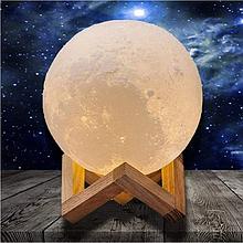 Ночник Луна Moon lamp 6 режимов сенсорная 6 разных цветов !!!