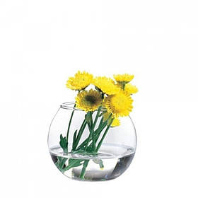 Ваза стеклянная h-8 d-10 см Pasabahce Flora 43407