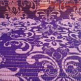 Качественный рулонный мерный коврик ширина 80 см для Ванной Туалета Кухни Коридора Дорожка Аквамат, фото 2