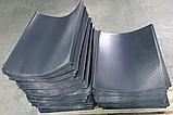 Лист полиэтиленовый 500х2000х1.45 мм, черный, фото 5