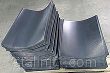 Лист полиэтиленовый 500х700х1.2 мм, черный