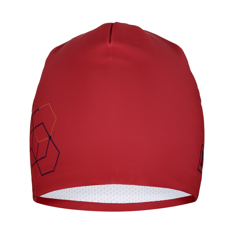 Шапка Noname WS CHAMP HAT 21 BURGUNDY/GOLD