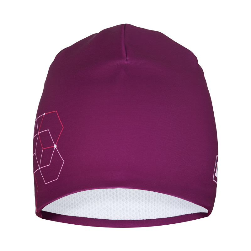 Шапка Noname WS CHAMP HAT 21 VIOLET/PINK