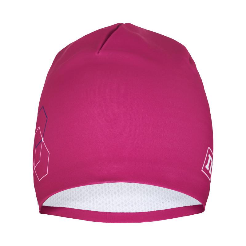 Шапка Noname WS CHAMP HAT 21 DK ROSE/NAVY