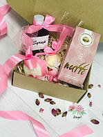 Подарочный набор Розовый Пунш