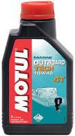 Масло моторное Motul Outboard 4T 10w40 (1L)