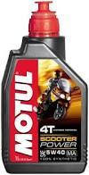Масло моторное Motul Scooter Power 4T (1L)
