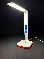 Настольная LED RGD лампа 6W сенсорная, белая, фото 1