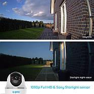 4G камера Reolink Go PT (3G, LTE, WiFi, поворотная) + солнечная панель, фото 6