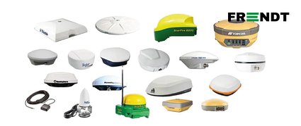 GPS антени та приймачі