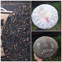 Шу пуэр Black от фабрики Ча Шу Ван, 357 г, 2018 г, фото 1