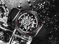 Ударопрочные мужские часы в стиле Carrera, наручные часы механические водонепроницаемые противоударные, фото 1