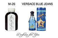Мужские наливные духи Blue Jeans Версаче 125 мл