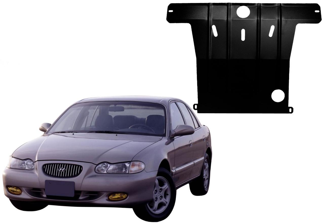 Защита двигателя Hyundai Sonata III Y3 1996-1998