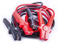 Пусковой кабель для прикуривания 500 Aмпер, длина 3,5 м. сумка., фото 1