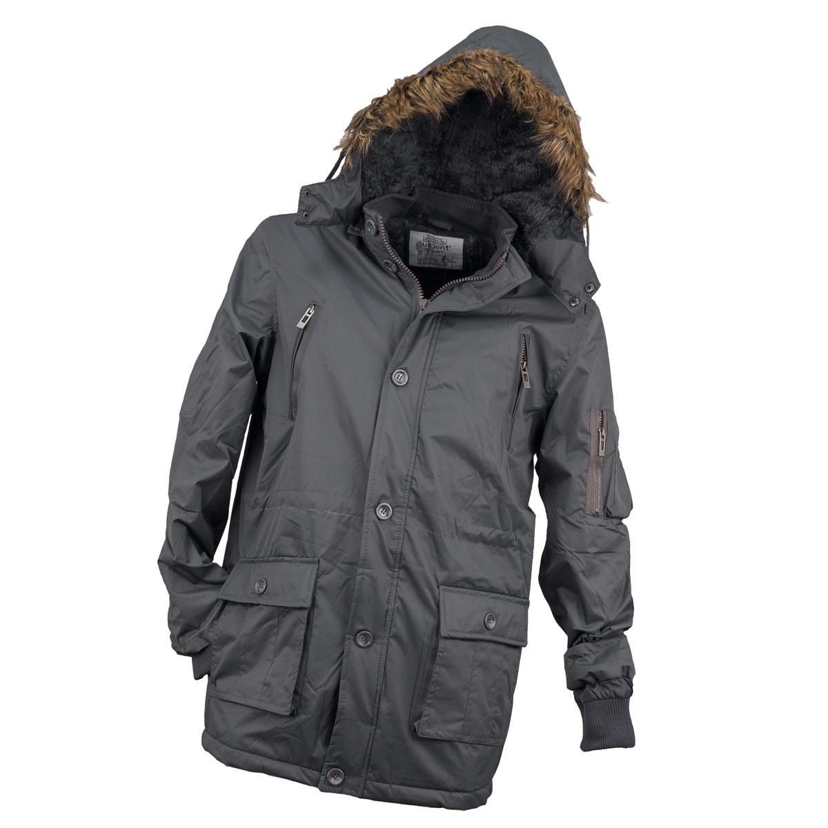 Куртка демисезонная KURTKA  URG-1720 GREY