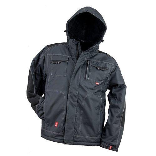 Куртка утеплённая URG-GL8366 OXFORD 300D - черного цвета URGENT
