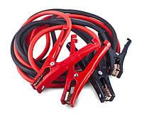 Пусковой кабель для прикуривания 600 Aмпер, длина 4 м. сумка., фото 1