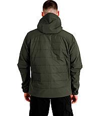 Куртка Soft Shell Gladiator (Olive), фото 3