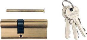 Серцевина(Циліндр)Замку L=62 мм(31/31 мм)3 ключа VOREL 77200