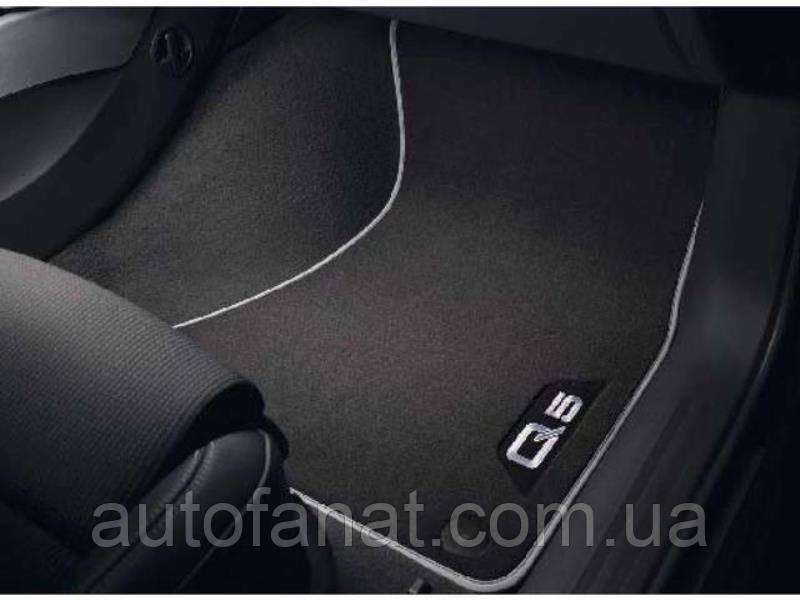 Оригинальные текстильные коврики салона Audi Q5 (8R) (8R1061270MNO)
