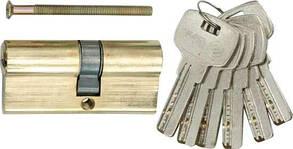 Серцевина(Циліндр)Замку L=62 мм(31/31 мм)6 ключів VOREL 77190