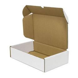 Самозбірні коробки, коробки за індивідуальними розмірами з білого або крафт (еко) мікрогофрокартону