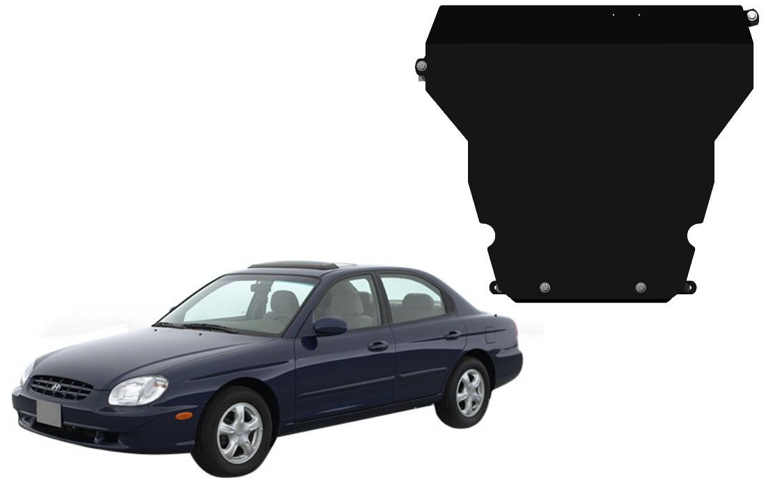 Защита двигателя Hyundai Sonata EF 1998-2004