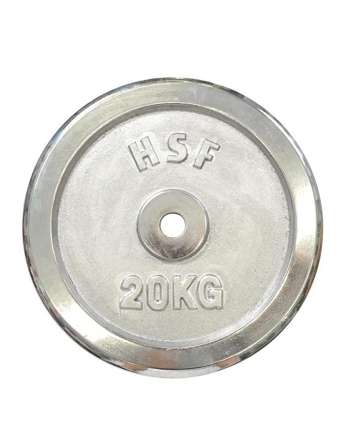 Диск хромированный 20 кг DB C102-20