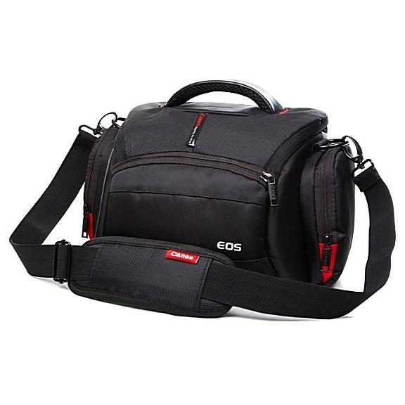 Фото сумка Canon EOS, протиударний чохол-сумка Кенон ( код: IBF046BR )